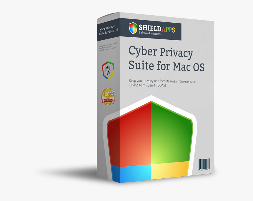 Shieldapps Cyber Privacy Suite - 12 Months License, HD Png Download, Free Download