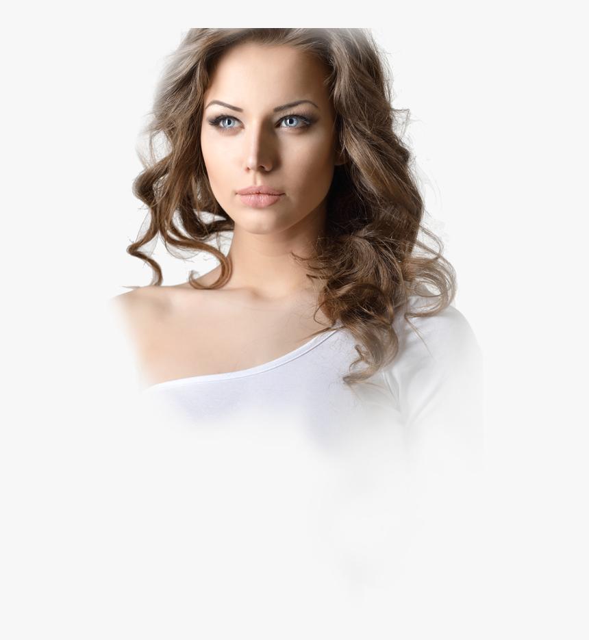 Model Face Female Png, Transparent Png, Free Download