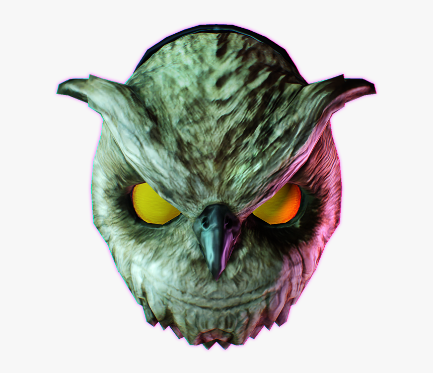 - Hotline Miami Rasmus Payday , Png Download - Payday 2 Owl, Transparent Png, Free Download