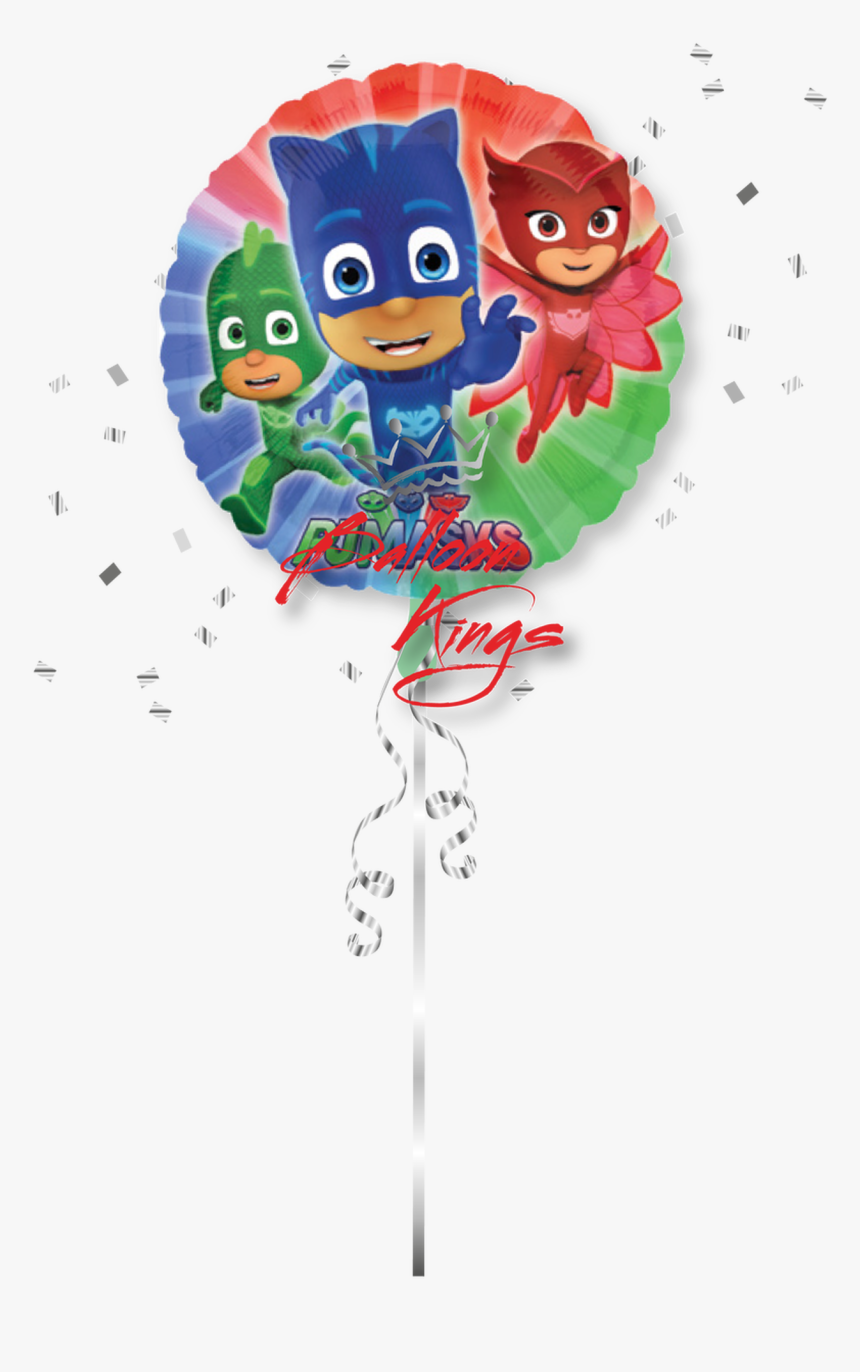 Pj Masks Group - Pj Masks Birthday Png, Transparent Png, Free Download