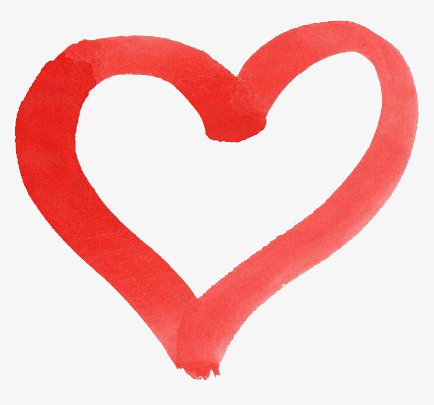 Transparent Heart Brush Png, Png Download, Free Download
