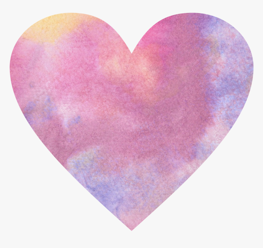 Ftestickers Heart Pastels Pink - Pastel Pink Heart Png, Transparent Png, Free Download
