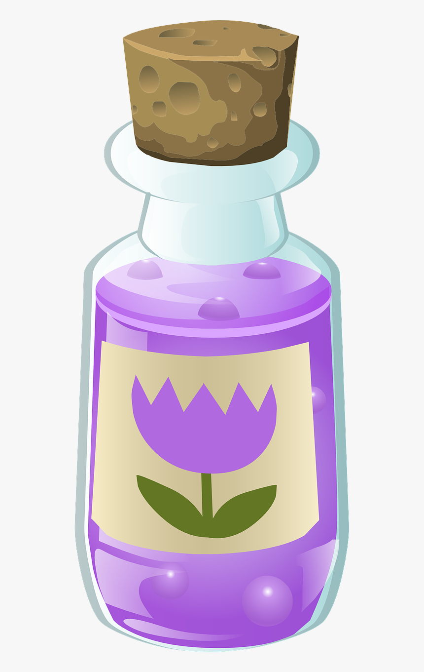 Perfume Bottle Aroma Free Picture - Essential Oils Clipart Png, Transparent Png, Free Download