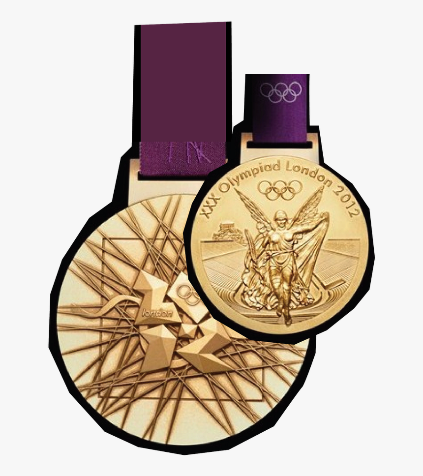 Olympic Gold Medal 2012, HD Png Download, Free Download