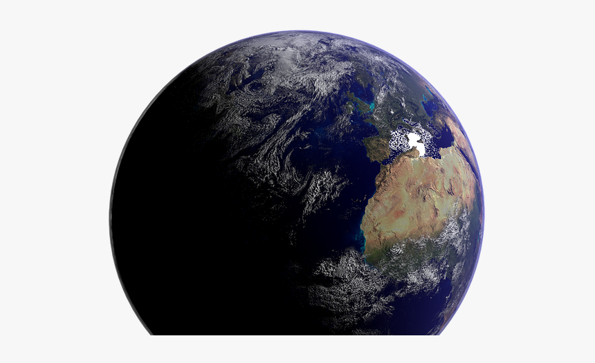 Earth, Planet, Space, Galaxy, Star, Blue Planet - Earth From Space Png, Transparent Png, Free Download