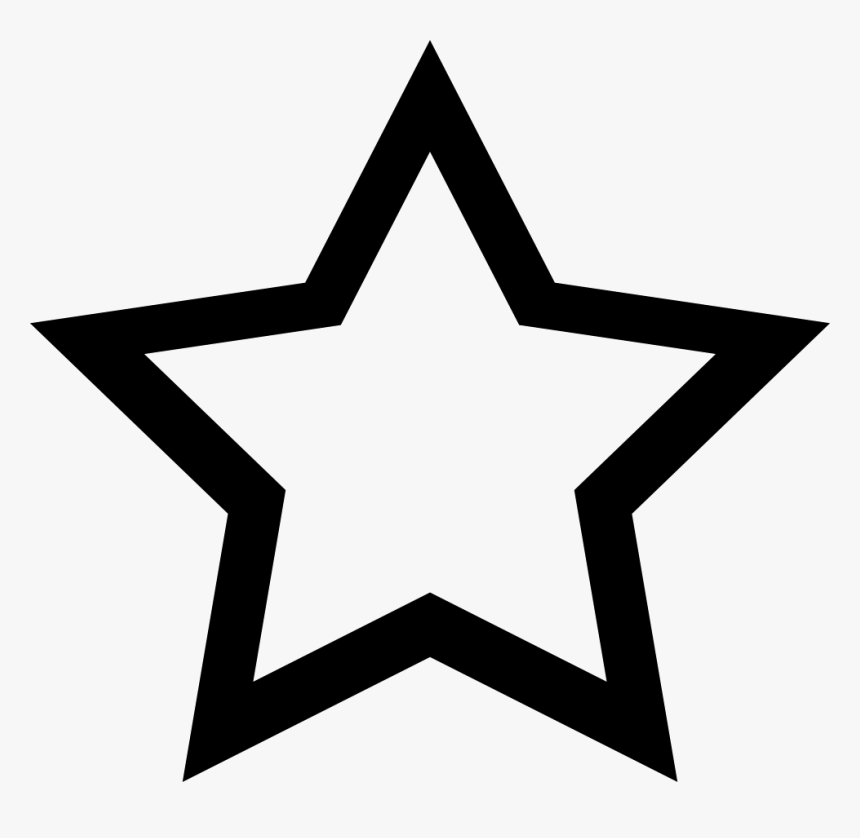 Star Space - Blue Star Frame Image Transparent Background, HD Png Download, Free Download