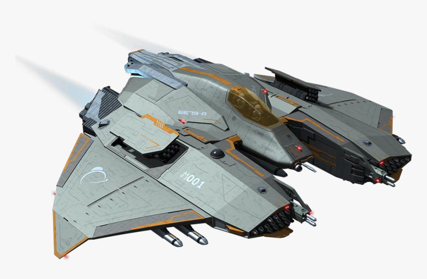 Star Wars Png Image - Futuristic Spaceship Png, Transparent Png, Free Download