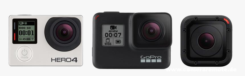 Gopro Hero Cameras - Digital Camera, HD Png Download, Free Download