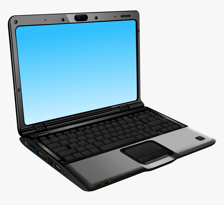Laptop clipart clipart free download 5 - WikiClipArt