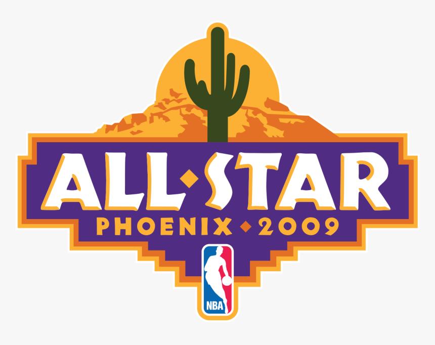 Nba All Star 2009 Logo, HD Png Download, Free Download