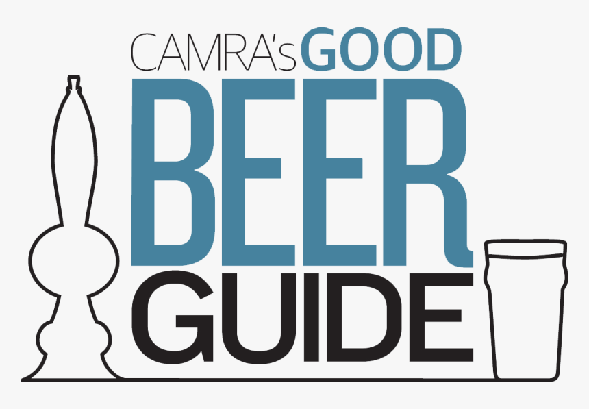 Camra Good Beer Guide 2018, HD Png Download, Free Download