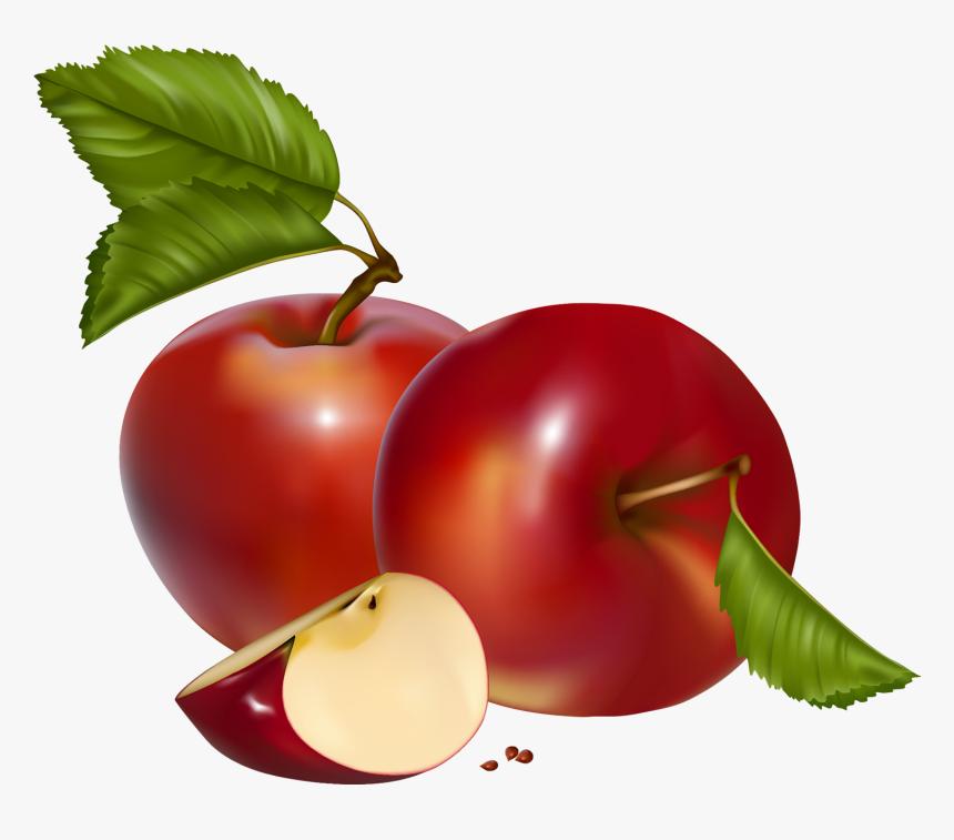 Transparent Apple Clip Art Clipart Of Red Apples Hd Png Download Kindpng