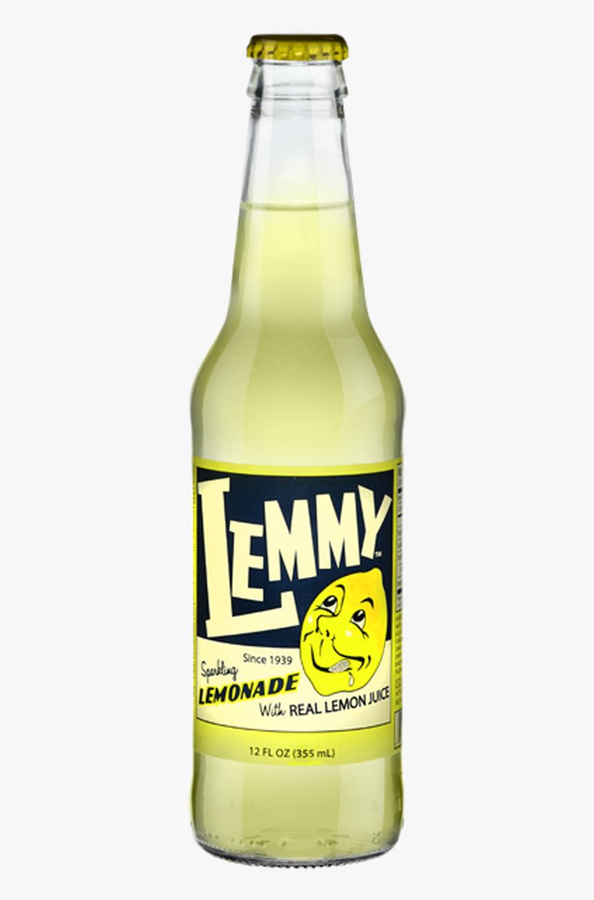 Lemmy Lemonade In 12 Oz - Glass Bottle, HD Png Download, Free Download