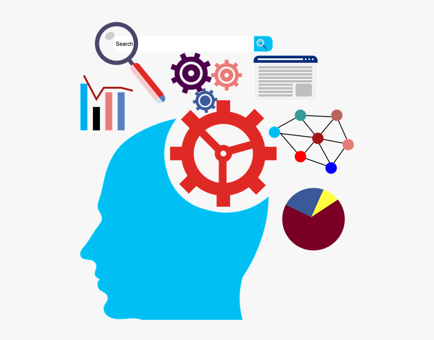 Benefits Of Online Marketing - Marketing Digital Png, Transparent Png, Free Download
