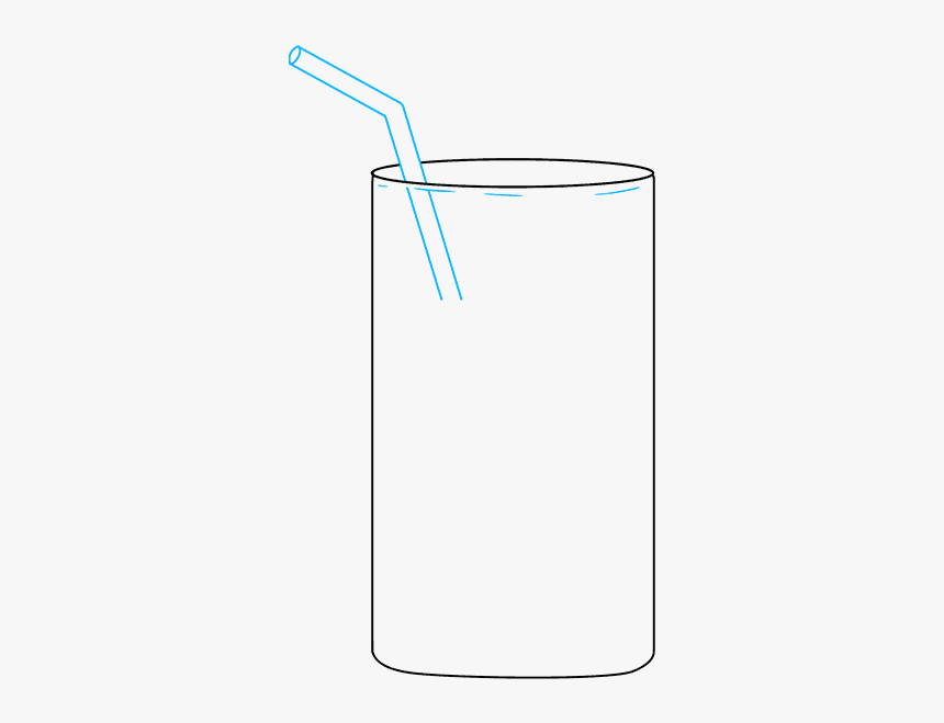 How To Draw Lemonade - Drink, HD Png Download, Free Download