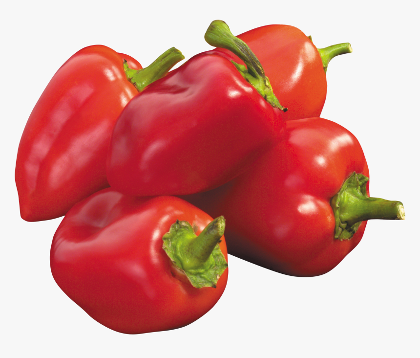 Red Pepper Png Image - Red Bell Pepper Png, Transparent Png, Free Download