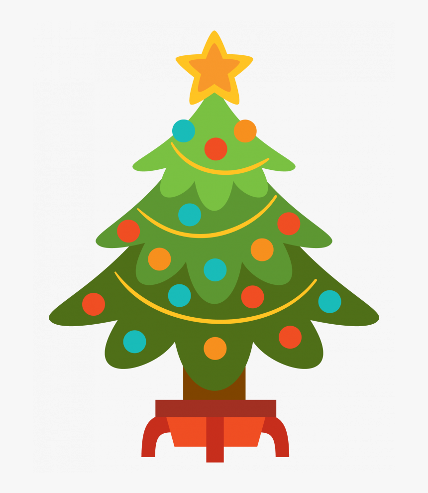 Colorful And Decorated Christmas Trees Border / Frame With Confetti Royalty  Free Cliparts, Vectors, And Stock Illustration. Image 38550555.