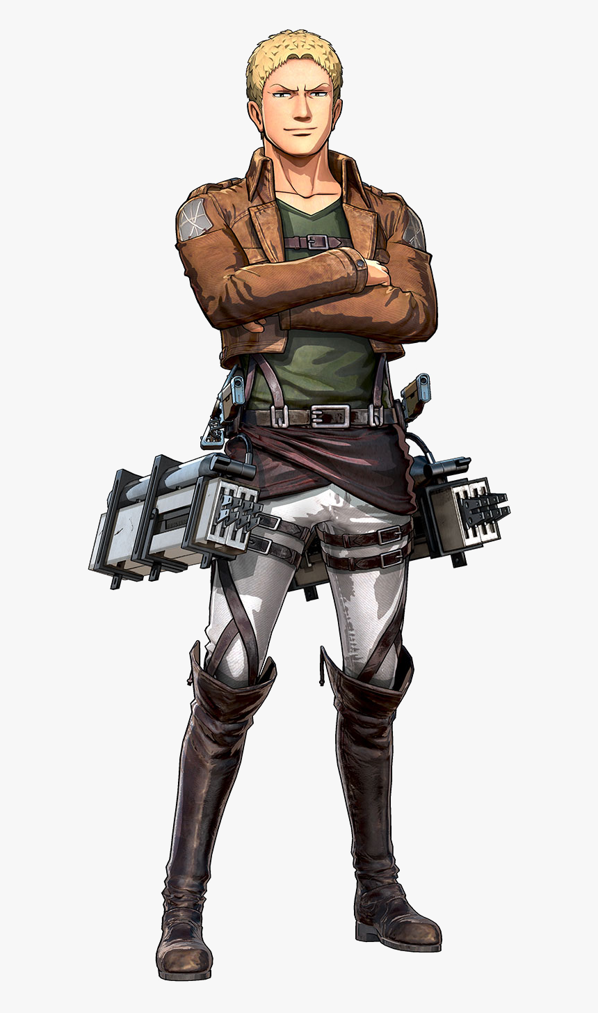 Attack On Titan Wings Of Freedom Reiner Png Download