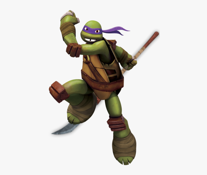Donatello Donnie Tmnt 2012 2014 Freetoedit Tmnt 2012 Donnie Png
