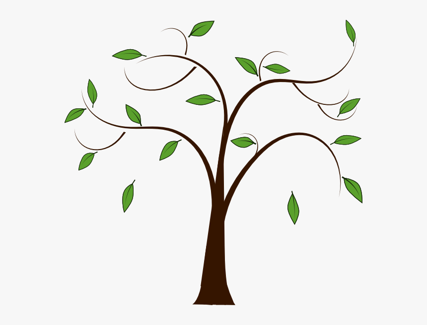 Tree Without Leaves Clipart Tree With Branches Clipart Hd Png Download Kindpng