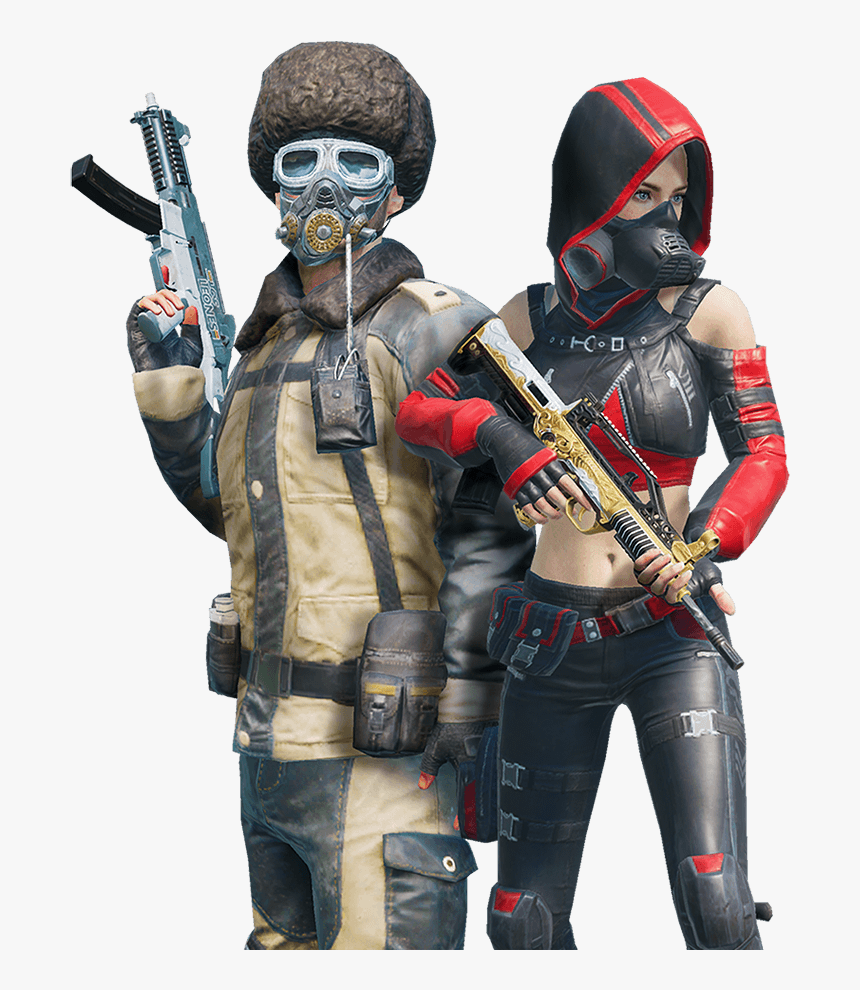 Pubg Mobile Outfits Png