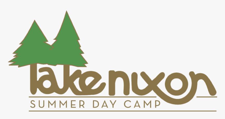 Copy Of Lake Nixon Logo H2 Summer Day Camp - Illustration, HD Png Download, Free Download