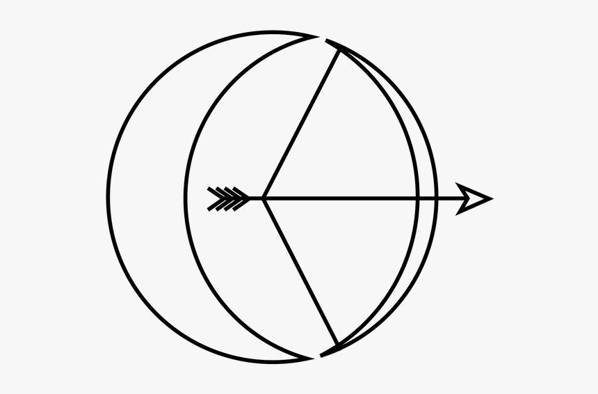 Artemis Sigil Greek Mythology Artemis Symbol Hd Png