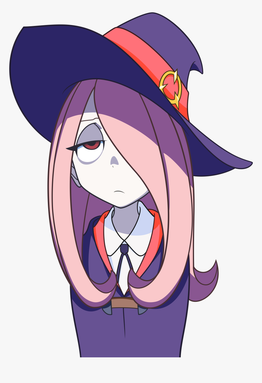 Sucy From Little Witch Academia Hd Png Download Kindpng