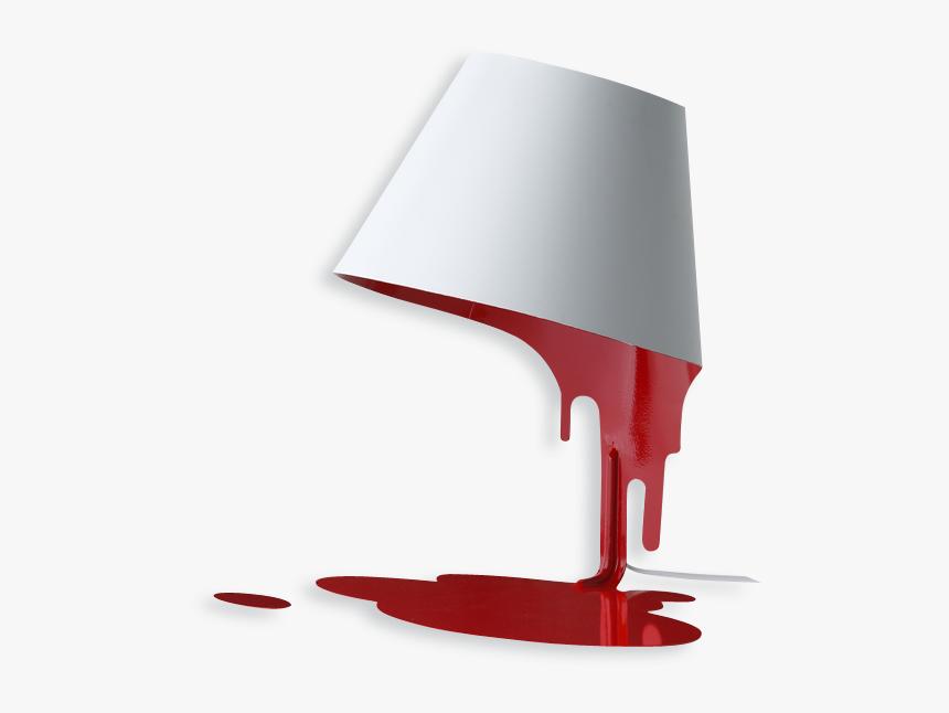 Liquid Lamp Red-0 - Design, HD Png Download, Free Download