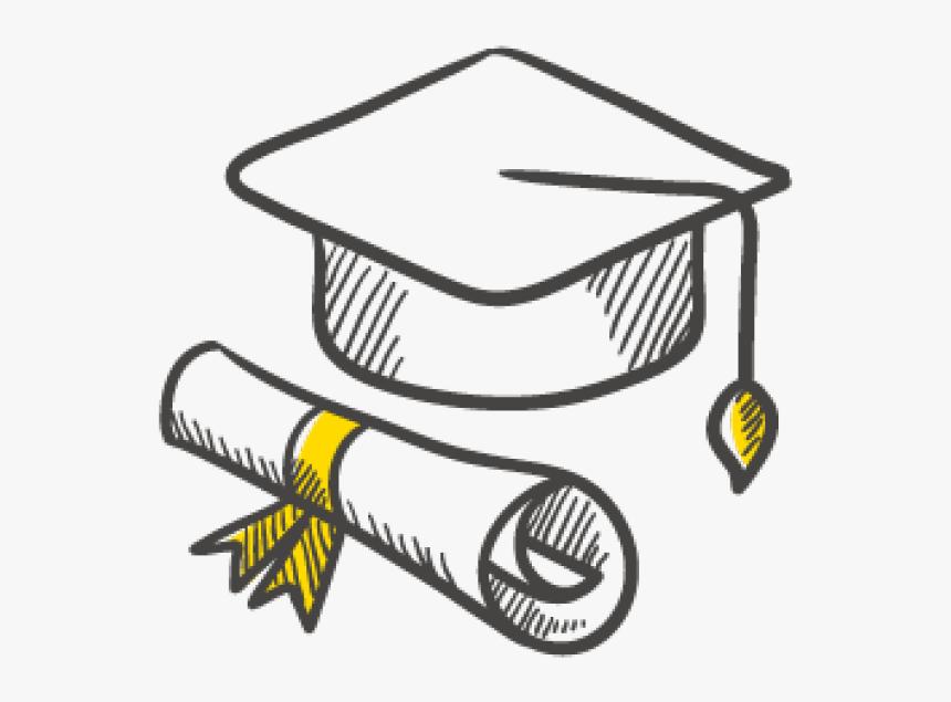 Graduation Scroll Clipart