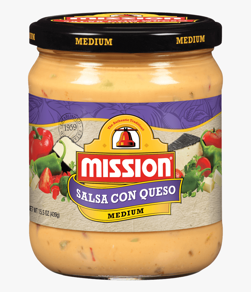 Mission Cheddar Cheese Dip, HD Png Download, Free Download