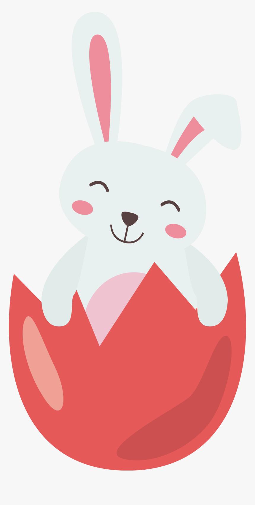 Vector Rabbit Easter Design - Rabbit Easter Png, Transparent Png, Free Download