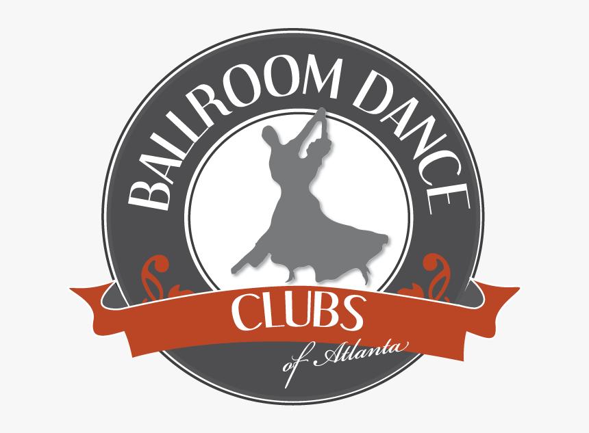 Ballroom Dance Clubs Of Atlanta - Ballroom Dancing Club Logo, HD Png Download, Free Download
