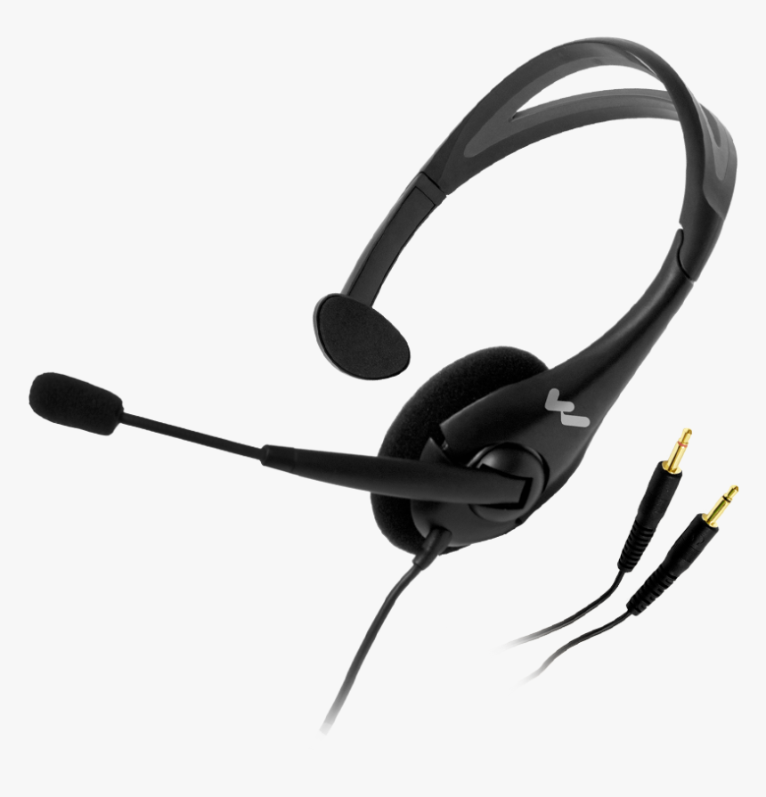 Headset Microphone And Noise Cancelling Feature, HD Png Download, Free Download