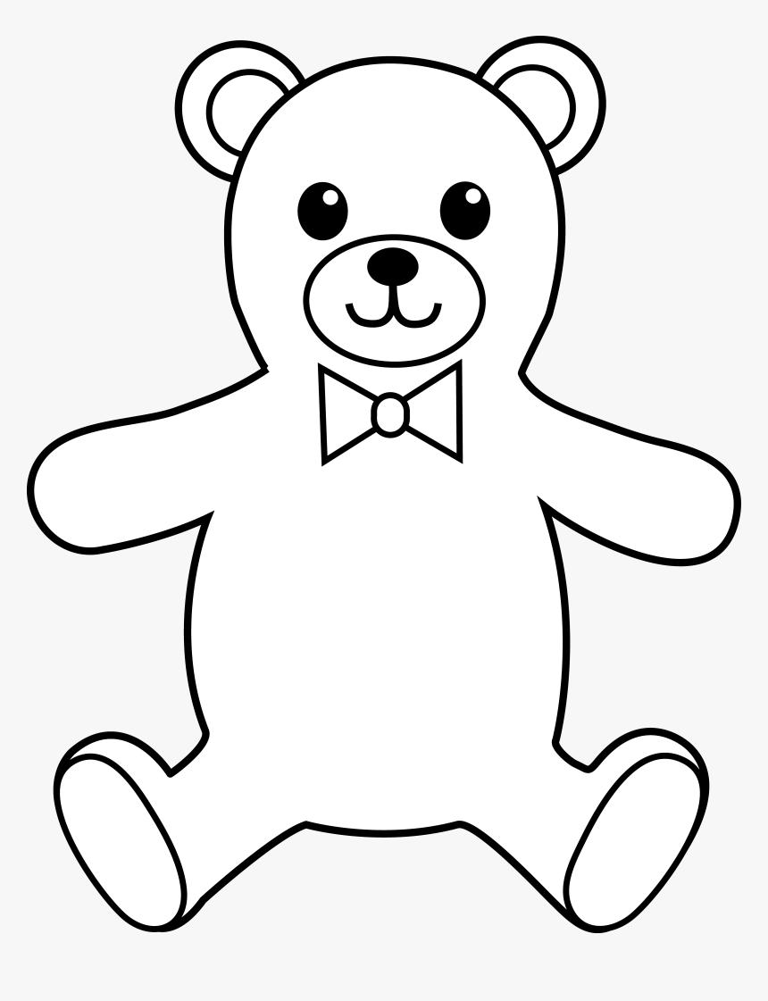 Bear clipart easy to draw How to draw a baby polar bear    Kienan.abimillepattes.com