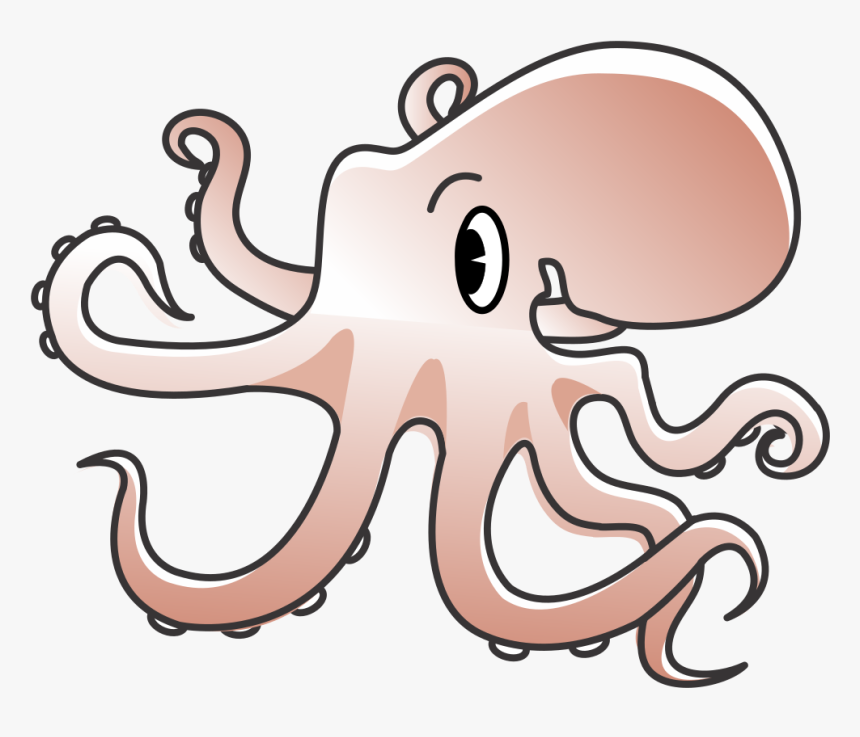 Octopus Public Domain Clip Art Free For Commercial Use Octopus Hd Png Download Kindpng