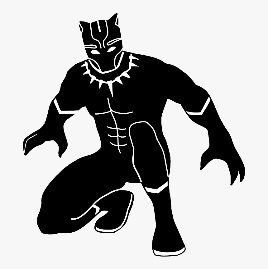 Anna Boyle Art Editor Black Panther Movie Clipart Hd Png Download Kindpng