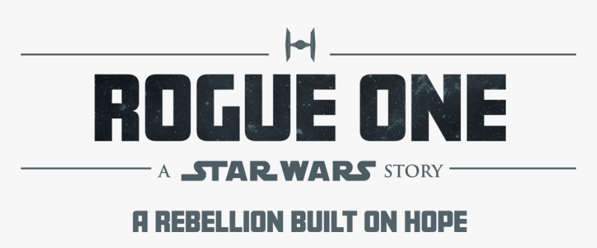 Transparent Rogue One Png - Star Wars: The Force Awakens, Png Download, Free Download