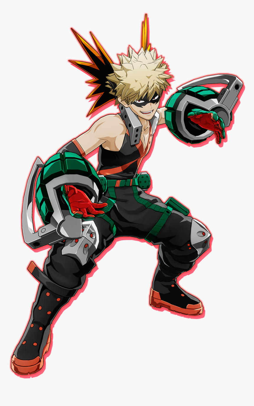 My Hero One's Justice Bakugo, HD Png Download, Free Download
