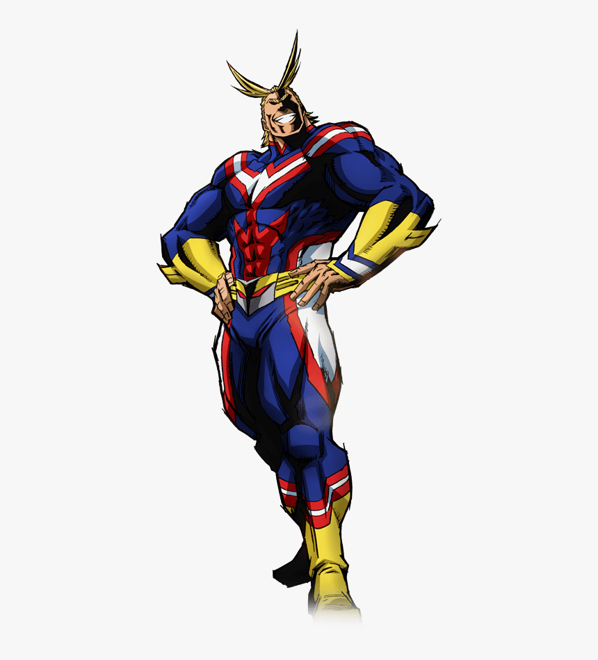 All Might - My Hero Academia All Might, HD Png Download, Free Download