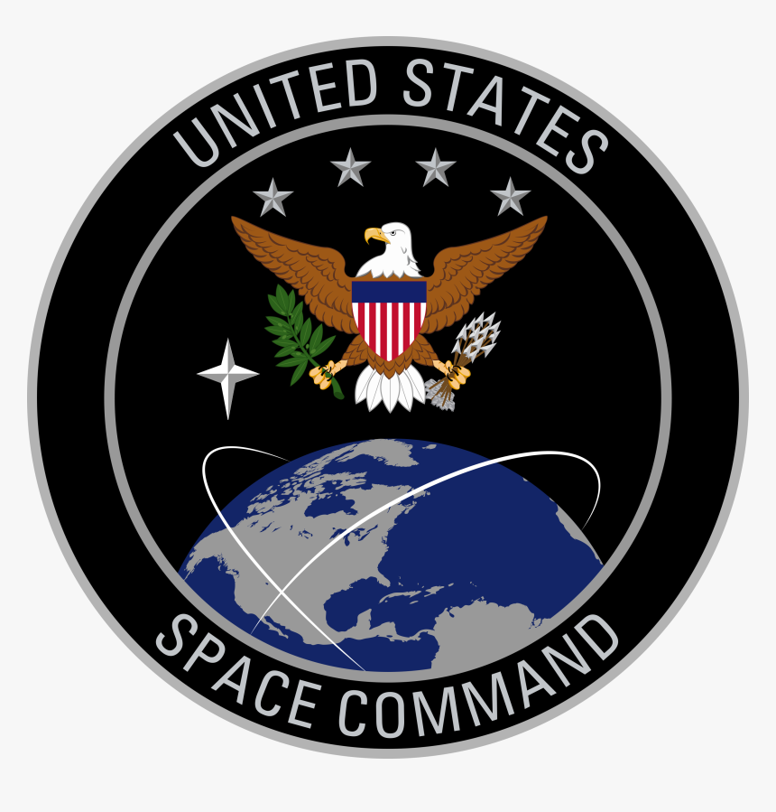United States Space Command Emblem 2019 - Us Space Command, HD Png Download, Free Download