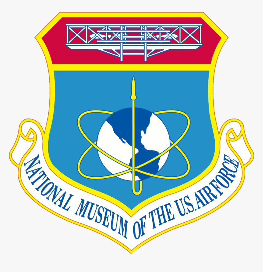 National Museum Of The United States Air Force - Dayton Air Force Museum Logo, HD Png Download, Free Download