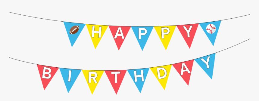 Happy Birthday Banner Happy Birthday Banner Vector Png