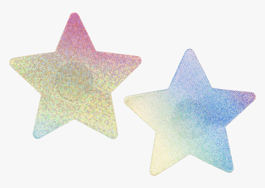 Glitter Star Png - Star, Transparent Png, Free Download