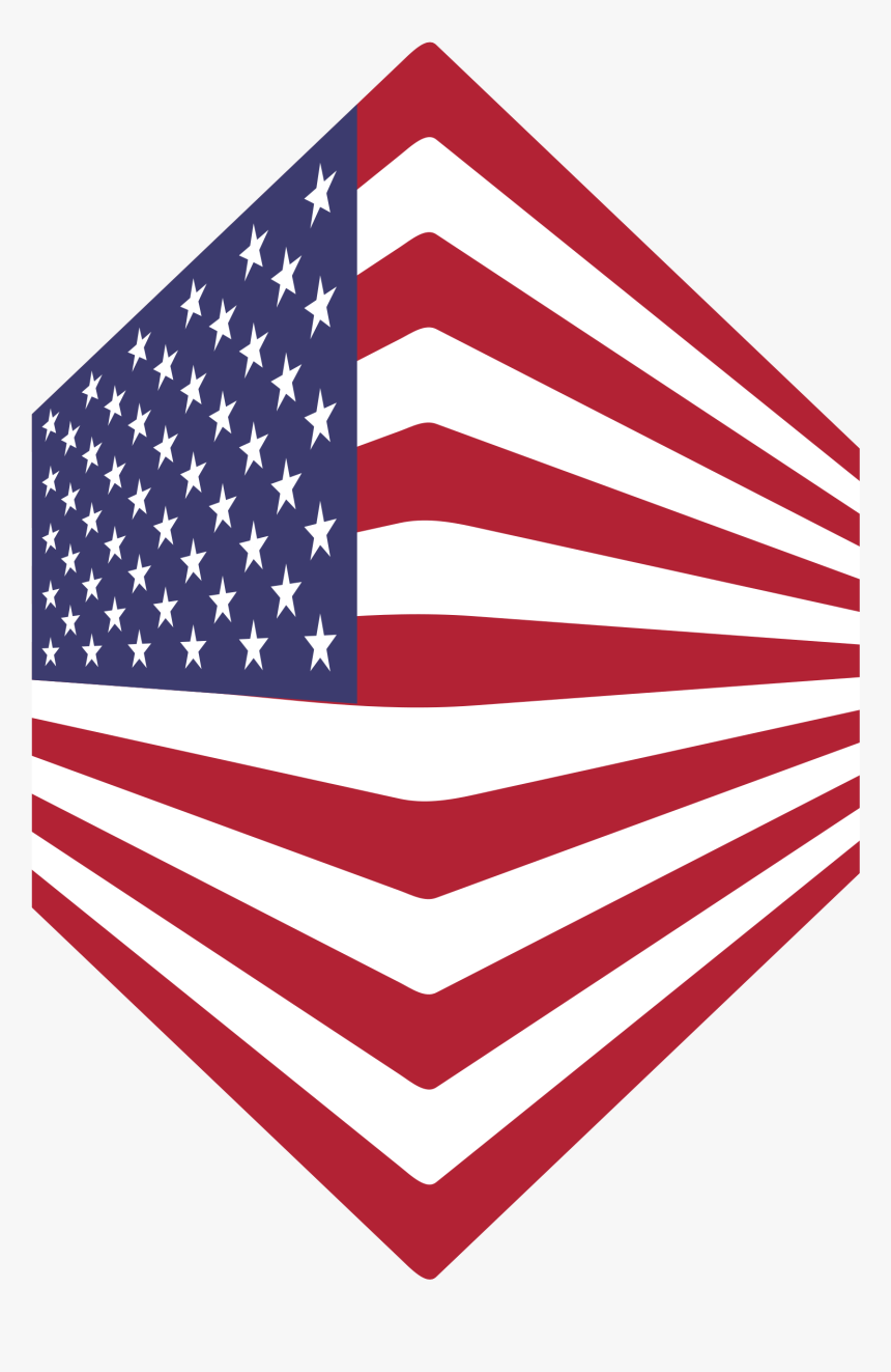 Transparent Grunge American Flag Png - Stock Exchange, Png Download, Free Download