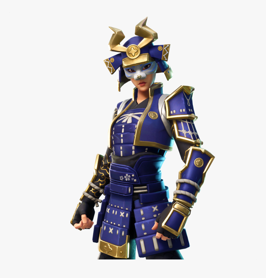 Transparent Police Woman Clipart - Fortnite Hime Skin Png, Png Download, Free Download