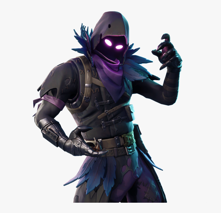 620 X 620 - Fortnite Raven Skin Png, Transparent Png, Free Download