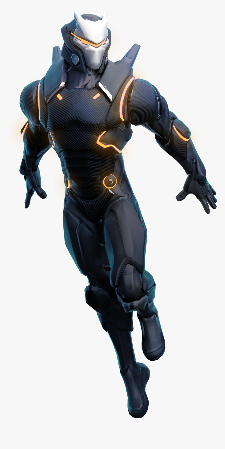 Hd Share This - Fortnite Omega Skin Png, Transparent Png, Free Download
