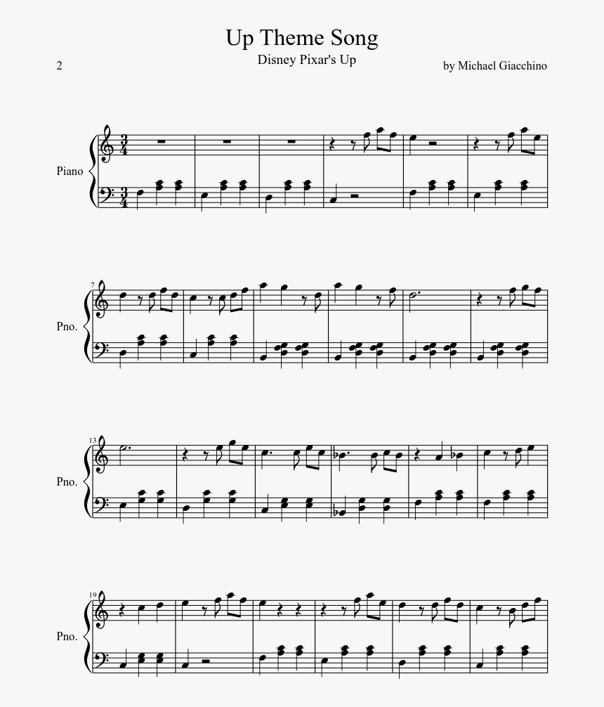 Piano With Rainbow Music Notes Png - Scarborough Fair Sheet Piano, Transparent Png, Free Download