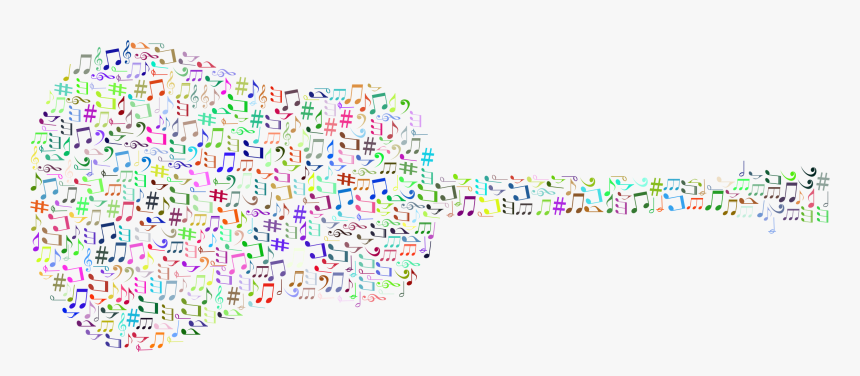 Colorful Music Notes Png Transparent Background Note Music Png Png Download Kindpng